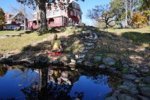 mika-on-ashram-Sivananda-Yoga-Ranch-newyork